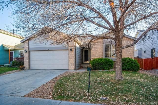870 E 129th Avenue, Thornton, CO 80241 (MLS #3186838) :: 8z Real Estate