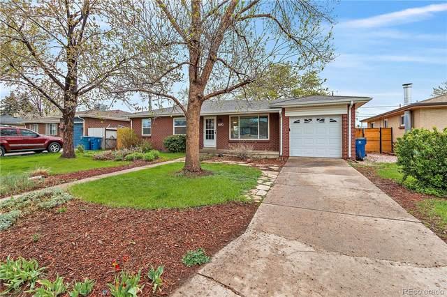 1170 S Ingalls Street, Lakewood, CO 80232 (MLS #3187447) :: 8z Real Estate