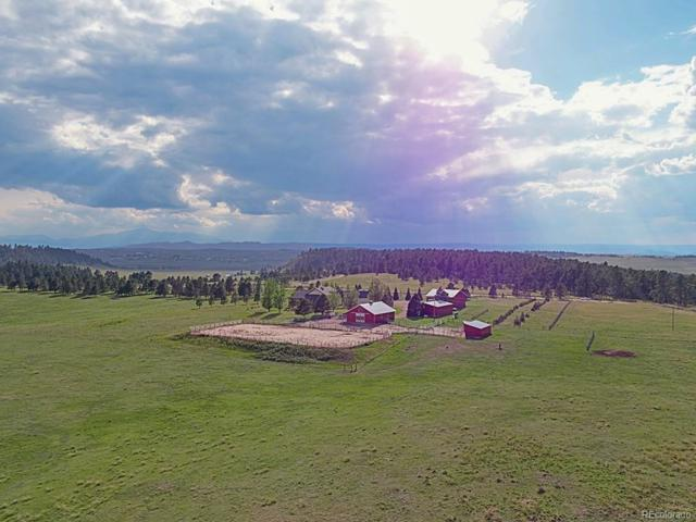 18020 County Road 1, Elbert, CO 80106 (#3187640) :: The City and Mountains Group