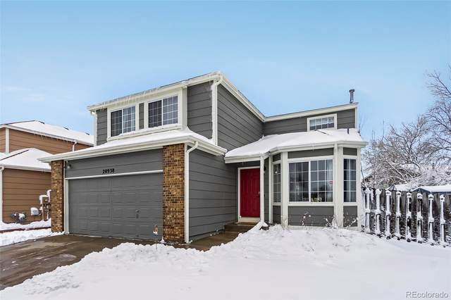 20938 E 44th Avenue, Denver, CO 80249 (MLS #3187791) :: 8z Real Estate