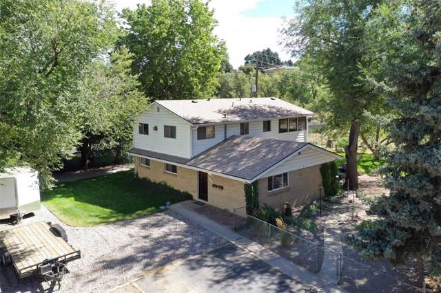 8400 W 46th Avenue, Wheat Ridge, CO 80033 (#3188105) :: The Healey Group
