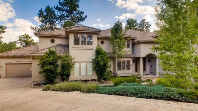 516 Prospect Drive, Castle Rock, CO 80108 (#3188121) :: The Griffith Home Team
