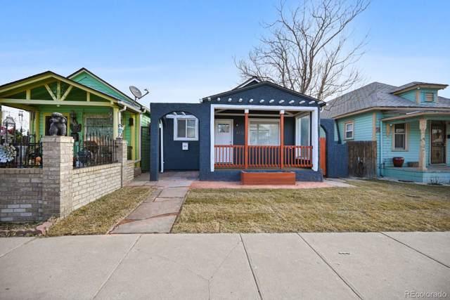 4732 Lincoln Street, Denver, CO 80216 (MLS #3188146) :: Colorado Real Estate : The Space Agency