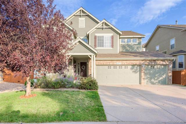 8404 Snaffle Bit Court, Littleton, CO 80125 (#3188262) :: The DeGrood Team