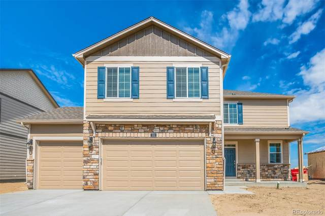 6806 Whisper Trail Lane, Wellington, CO 80549 (#3188328) :: The Dixon Group