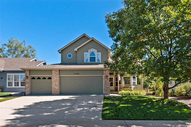 21608 Hill Gail Place, Parker, CO 80138 (#3188358) :: The HomeSmiths Team - Keller Williams