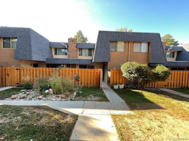 7995 E Mississippi Avenue D10, Denver, CO 80247 (#3188486) :: Symbio Denver