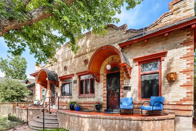 1374 S Pennsylvania Street, Denver, CO 80210 (#3188511) :: Arnie Stein Team | RE/MAX Masters Millennium