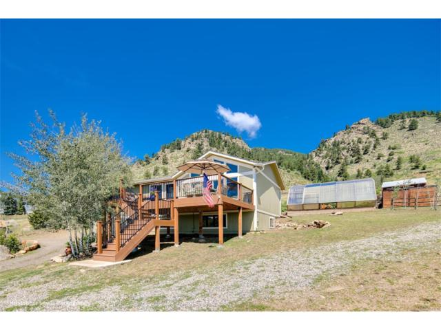 31859 Robinson Hill Road, Golden, CO 80403 (MLS #3188668) :: 8z Real Estate