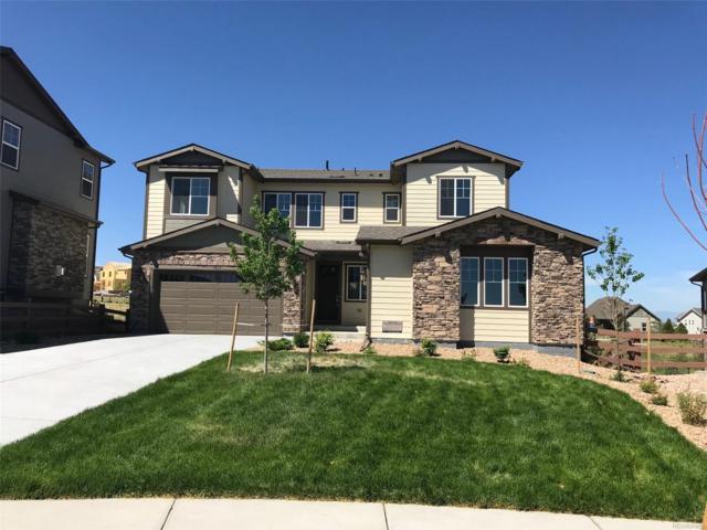7813 S Grand Baker Court, Aurora, CO 80016 (#3188892) :: HomeSmart Realty Group