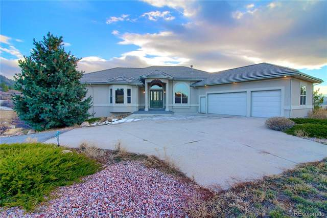 529 Summer Mist Circle, Castle Rock, CO 80104 (MLS #3189047) :: 8z Real Estate