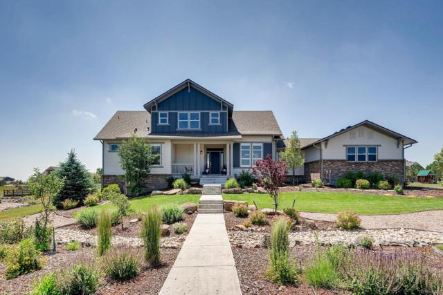 7084 Weaver Circle, Castle Rock, CO 80104 (#3189531) :: Mile High Luxury Real Estate