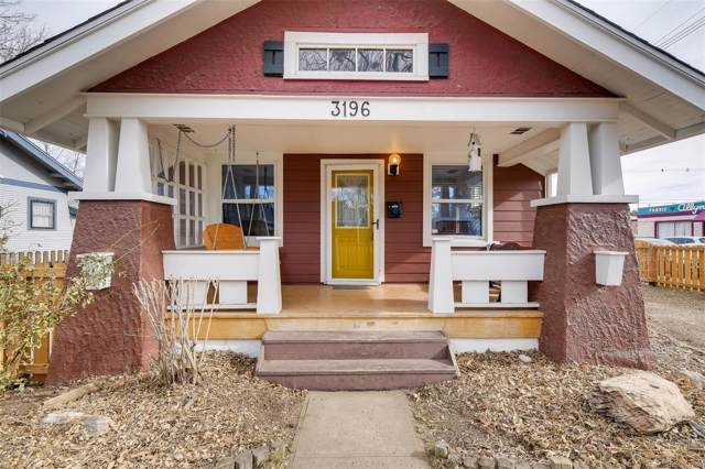3196 S Acoma Street, Englewood, CO 80110 (#3189636) :: Colorado Home Finder Realty