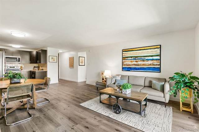 725 S Clinton Street 7B, Denver, CO 80247 (#3189886) :: Chateaux Realty Group