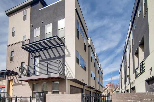 2051 N Downing Street #4, Denver, CO 80205 (#3189909) :: The DeGrood Team