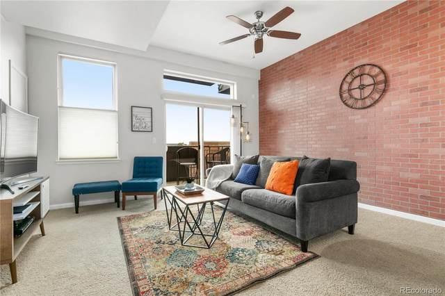 7931 W 55th Avenue #113, Arvada, CO 80002 (#3189919) :: Finch & Gable Real Estate Co.