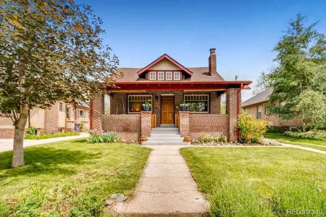 2654 Elm Street, Denver, CO 80207 (#3190242) :: The Gilbert Group