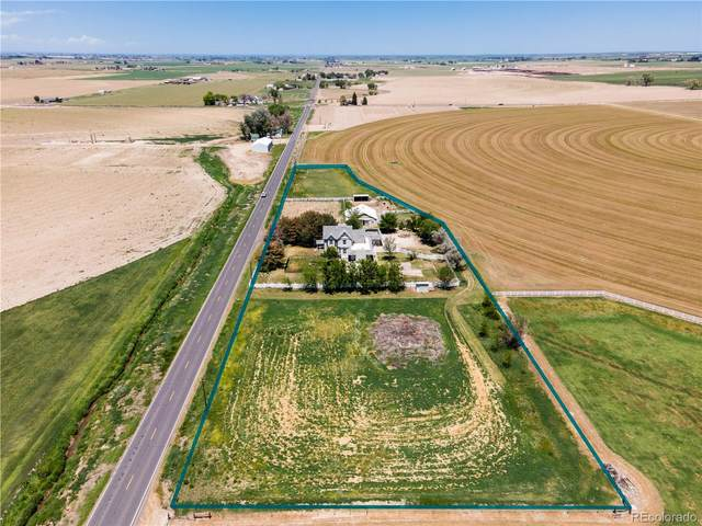 35640 County Road 43, Eaton, CO 80615 (MLS #3190347) :: 8z Real Estate