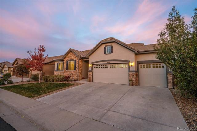 10770 Hillrose Street, Parker, CO 80134 (#3190453) :: The Colorado Foothills Team | Berkshire Hathaway Elevated Living Real Estate
