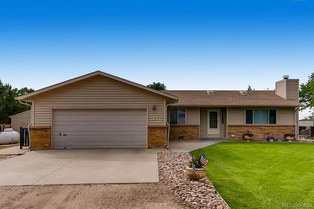 12429 Obrien Way, Brighton, CO 80603 (#3190510) :: Peak Properties Group