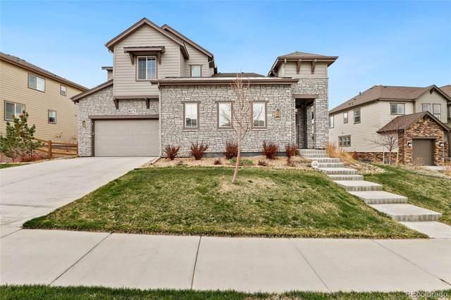 8171 S Langdale Way, Aurora, CO 80016 (MLS #3190614) :: 8z Real Estate