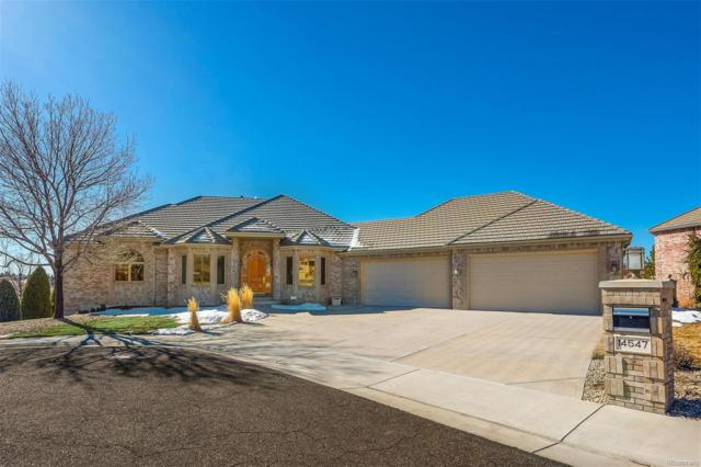 14547 W 57th Place, Arvada, CO 80002 (#3191096) :: The Peak Properties Group