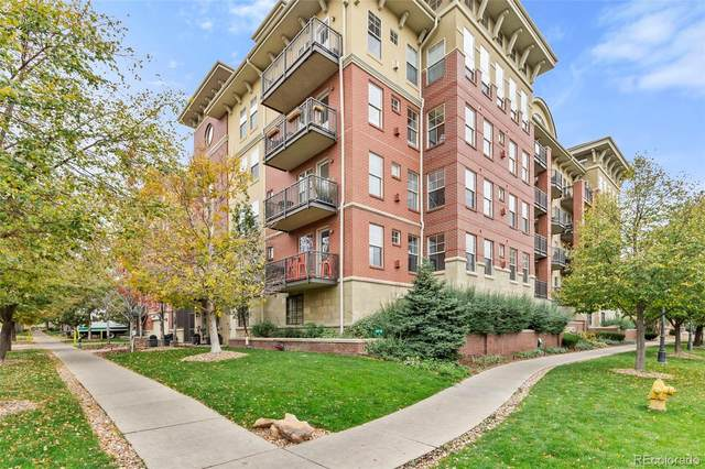 1699 N Downing Street #105, Denver, CO 80218 (#3191433) :: Briggs American Properties