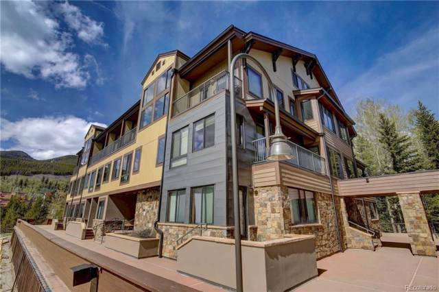 1211 W Keystone Road #2747, Dillon, CO 80435 (#3191527) :: The Dixon Group