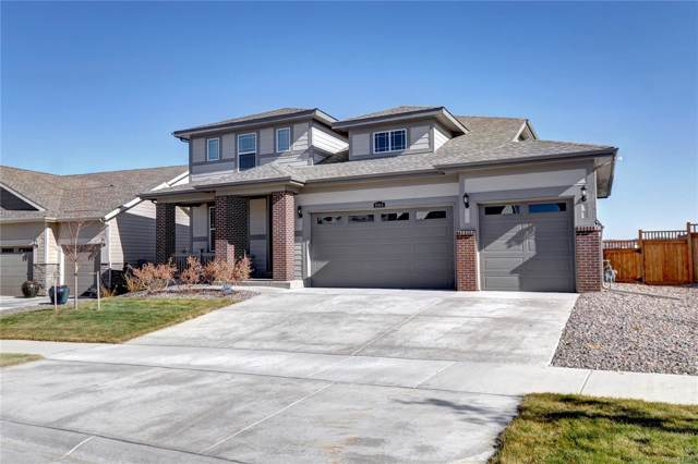 8904 Snowball Way, Parker, CO 80134 (#3191590) :: The Healey Group