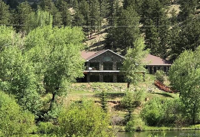 66 Cline Drive, Shawnee, CO 80475 (MLS #3191960) :: 8z Real Estate