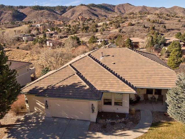 7039 Choke Cherry Way, Littleton, CO 80125 (#3192263) :: Bring Home Denver