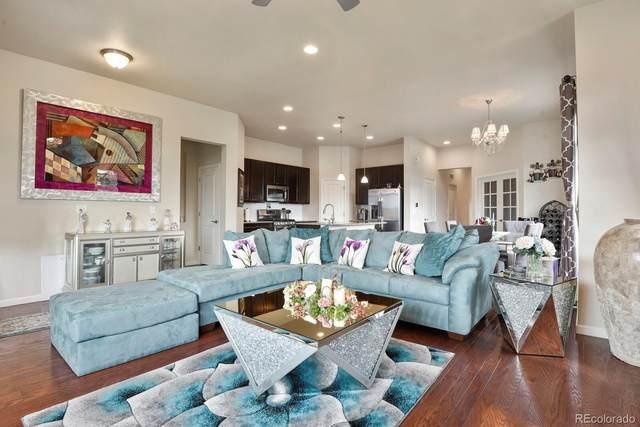 6614 S Patsburg Street, Aurora, CO 80016 (#3192460) :: Finch & Gable Real Estate Co.