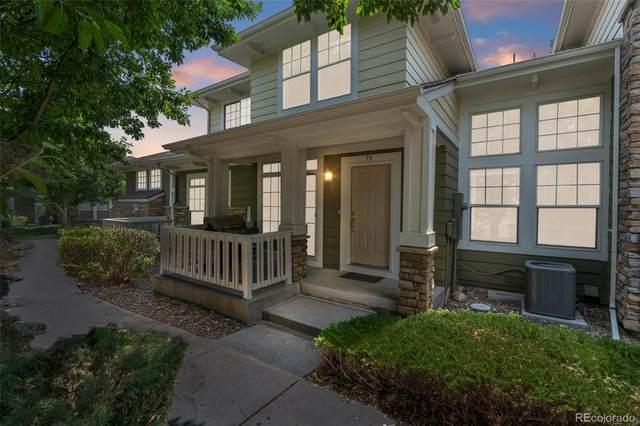 3000 E 112th Avenue #79, Northglenn, CO 80233 (#3192484) :: The Griffith Home Team