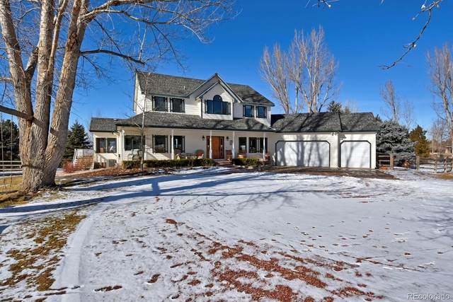 4220 Cobb Lake Drive, Fort Collins, CO 80524 (#3192582) :: iHomes Colorado