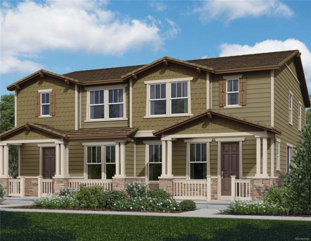 2947 Distant Rock Avenue, Castle Rock, CO 80109 (#3192934) :: House Hunters Colorado