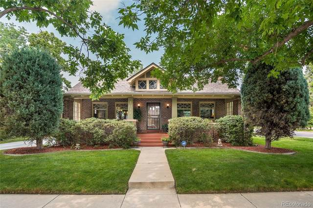 1641 E Virginia Avenue, Denver, CO 80209 (#3192971) :: Real Estate Professionals