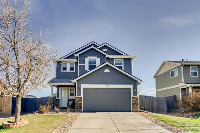 849 Willow Drive, Lochbuie, CO 80603 (#3193189) :: Colorado Home Finder Realty