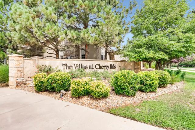4545 S Monaco Street #137, Denver, CO 80237 (MLS #3193343) :: 8z Real Estate