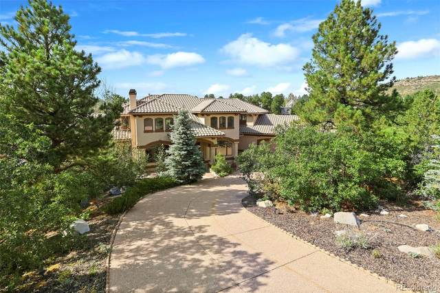 145 Capulin Place, Castle Rock, CO 80108 (#3193729) :: The DeGrood Team