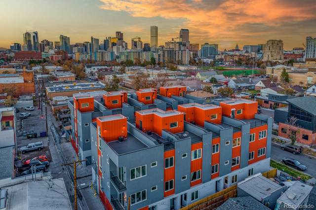 927 N Inca Street #3, Denver, CO 80204 (#3194382) :: Kimberly Austin Properties