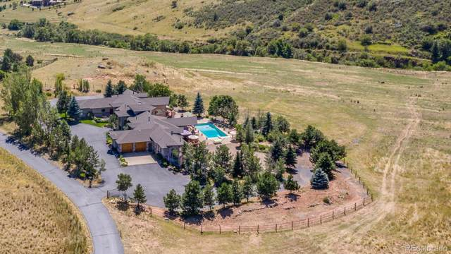 6363 Puma Point Way, Golden, CO 80403 (#3194788) :: James Crocker Team