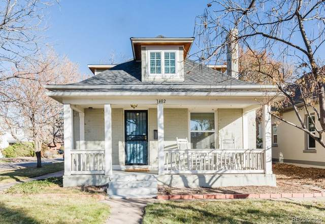 1402 S Lincoln Street, Denver, CO 80210 (#3195064) :: Real Estate Professionals