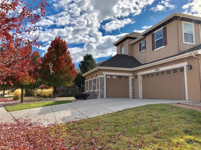 2878 Ironwood Circle, Erie, CO 80516 (#3195144) :: House Hunters Colorado
