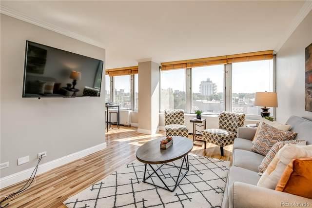 789 Clarkson Street #602, Denver, CO 80218 (MLS #3195194) :: 8z Real Estate