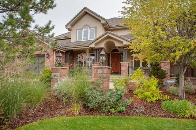 9164 E Lost Hill Trail, Lone Tree, CO 80124 (#3195383) :: Briggs American Properties