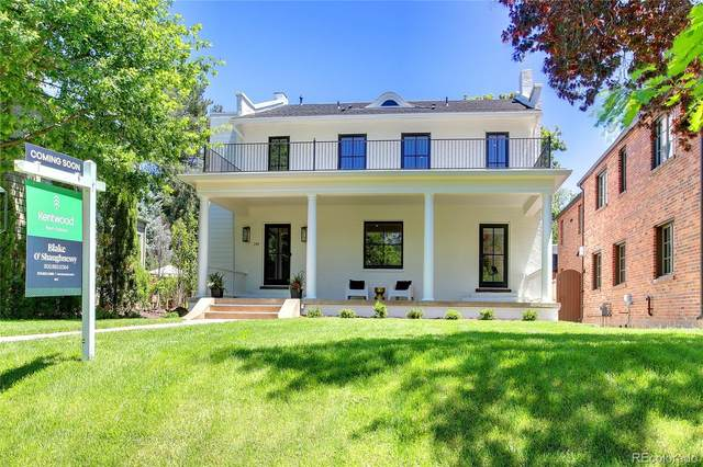 348 N Lafayette Street, Denver, CO 80218 (#3195657) :: HomeSmart Realty Group