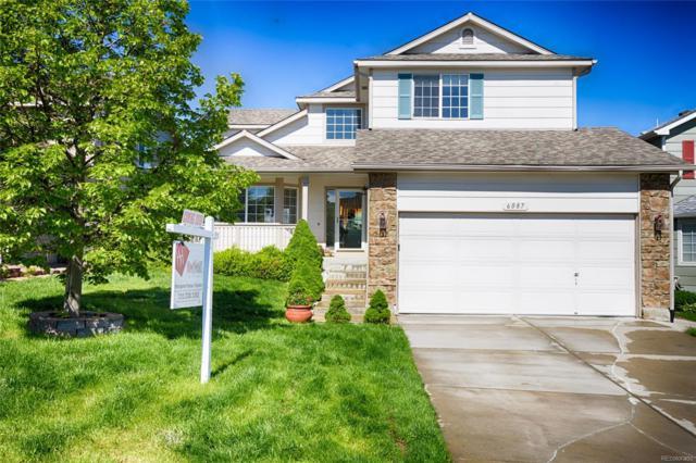 6087 S Quatar Way, Aurora, CO 80015 (MLS #3196002) :: Kittle Real Estate