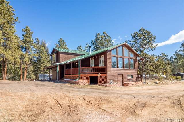 33342 Nova Road, Pine, CO 80470 (#3196112) :: The Gilbert Group