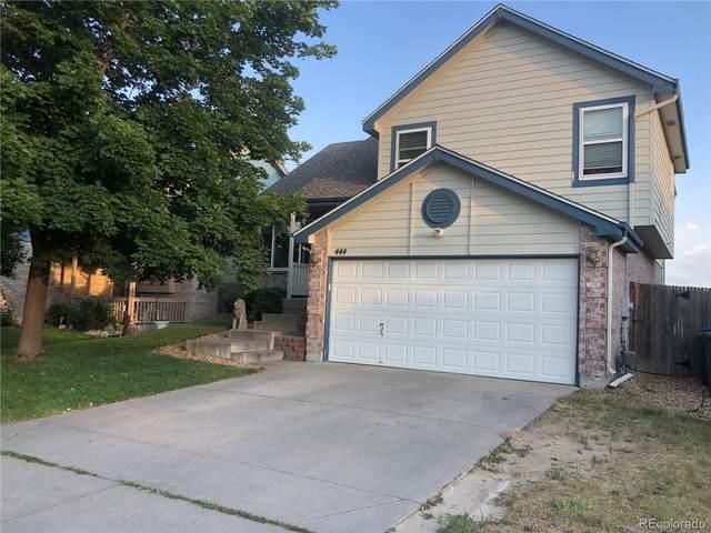 444 W 116th Avenue, Northglenn, CO 80234 (#3196627) :: Peak Properties Group