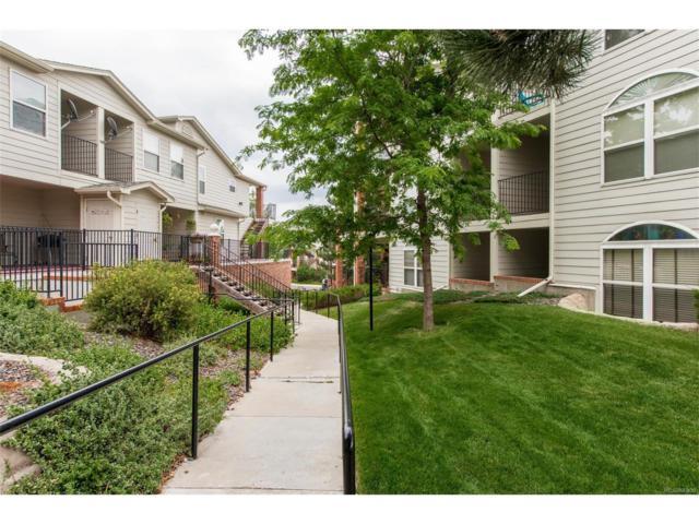 1670 S Deframe Street C2, Lakewood, CO 80228 (MLS #3196693) :: 8z Real Estate